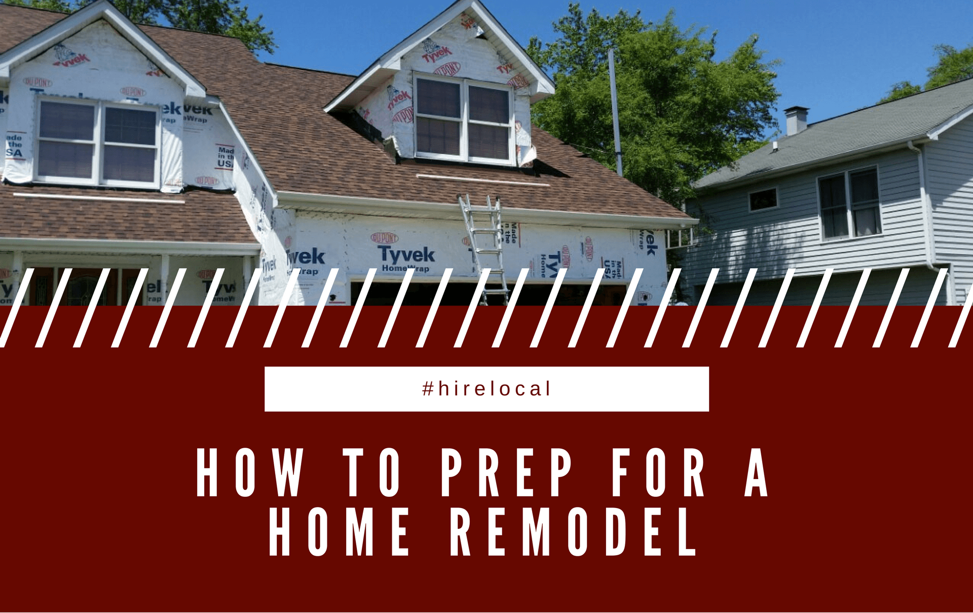 How To Prep For A Home Remodel