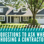 5 Questions To Ask When Choosing A Contractor - Erdmann