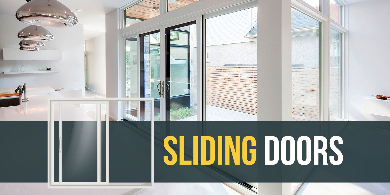 sliding door replacement
