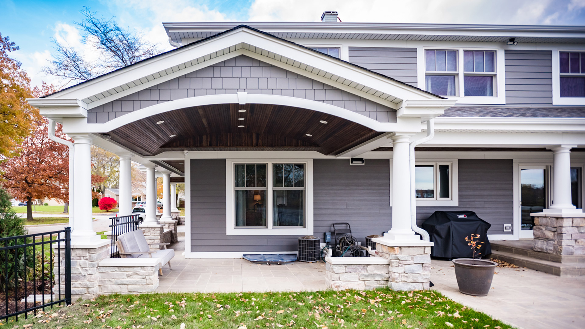 Covered Porch Additions