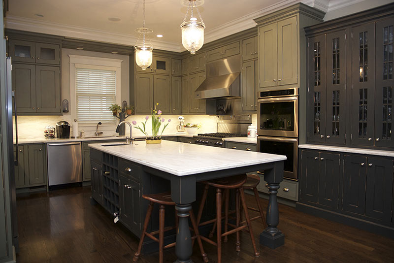 Cost of a kitchen remodel small kitchen renovation pricing - How much do kitchen designers cost ...